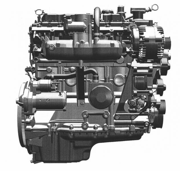 УАЗ наконец рассекретил двигатель нового Патриот