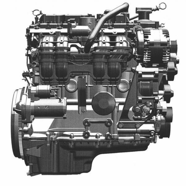 УАЗ рассекретил двигатель нового Патриот