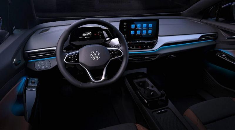 Volkswagen создаёт электромобиль ID.4