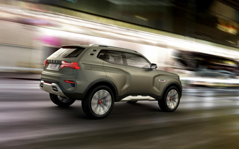 Вот кто нам нужен от АвтоВАЗ - новый кроссовер Lada