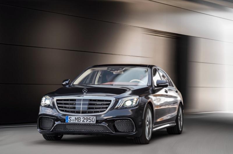 Все поколения Mercedes-Benz S-класса: от худшего к лучшему
