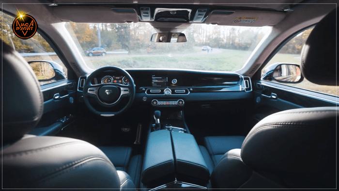 AURUS SENAT за 22 млн рублей. Конкурент ли он Rolls-Royce и Bentley - разберем в этом обзоре