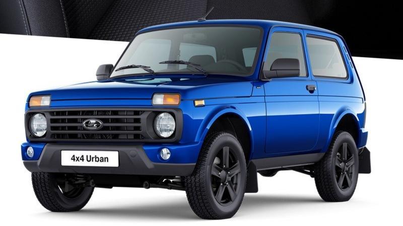 АвтоВАЗ представил лимитированную версию Lada 4х4. Смотрим, что в ней нового и какая цена.