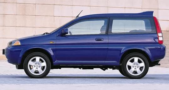 Что общего у Honda HR-V и Нивы Шевроле?