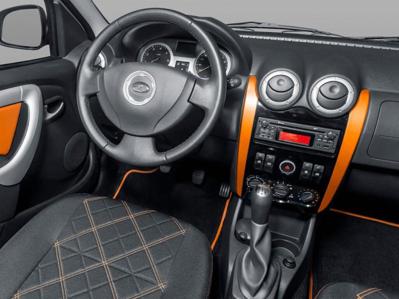 Lada Largus Cross 4х4 с дорожным просветом в 200 мм. Автомобиль, который может совершить революцию!