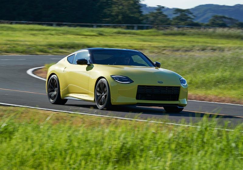 Nissan Z Proto: какой будет новая «Зедка»?