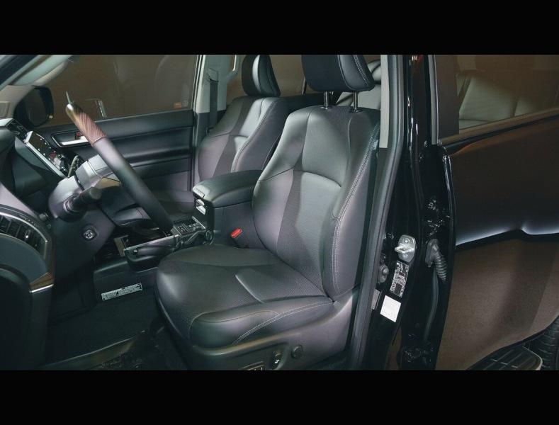 Toyota Prado стала лучше VW Touraeg?