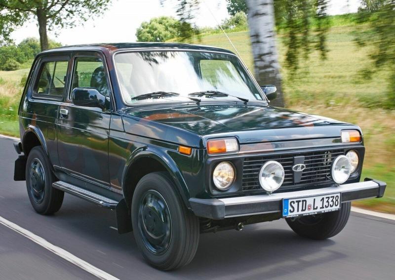 В Германии запретили продавать Ниву, которая Лада 4х4, но немцы готовы платить огромные деньги за этот авто и его доработки