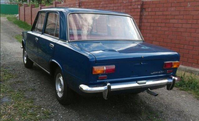 Встретил в продаже ВАЗ-2101 за 15 000 000 рублей. Стало интересно, почему так дорого