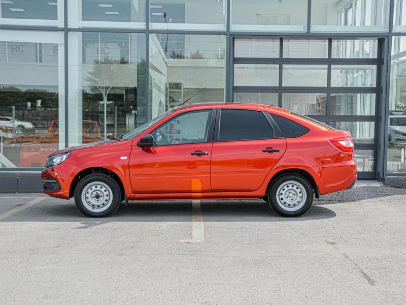 Бюджетник Lada Granta в новом стильном кузове