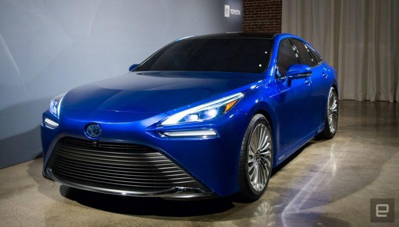 Будущее под брендом Toyota. Что нас ждет через 10 лет?