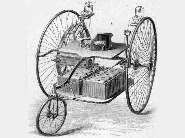 Какими были первые электромобили