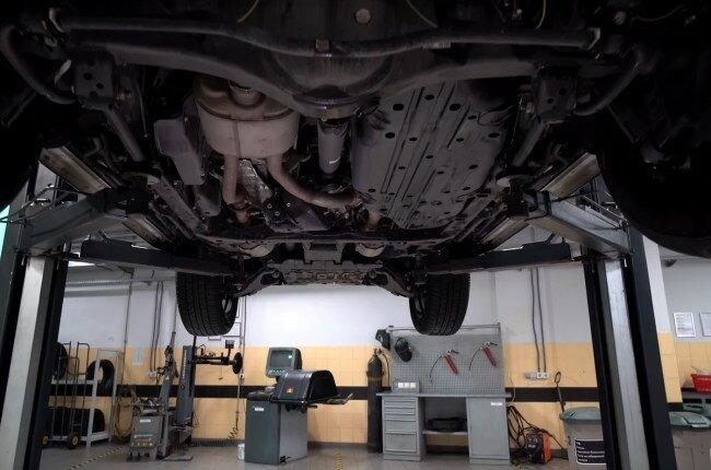 Lexus LX 450d: пока что не из прошлого