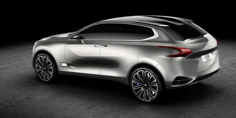 Нашел забытый всеми концепт-кар Peugeot SXC в Пекине