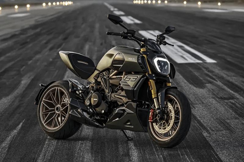 Ограниченная серия Ducati - Lamborghini