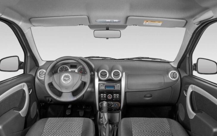 Семейная новинка от АвтоВАЗ - Lada Largus FL