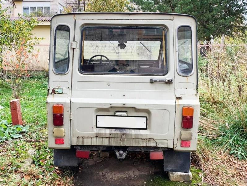 Стильный и комфортный ЛуАЗ 969А, но с завода же таких не было?