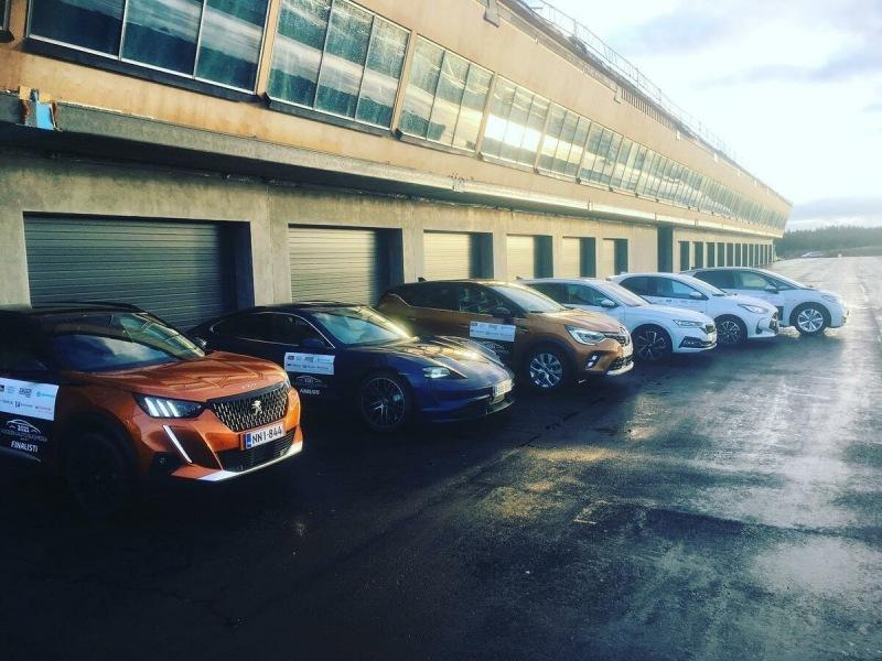 Автомобильное жюри Европы Autobest объявило лучших