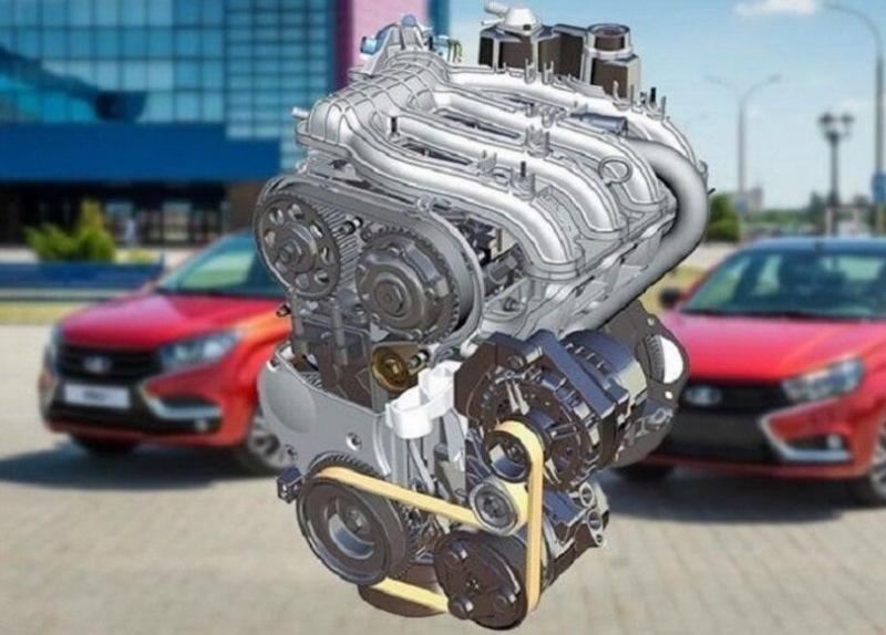 АвтоВАЗ оптимизирует моторную гамму