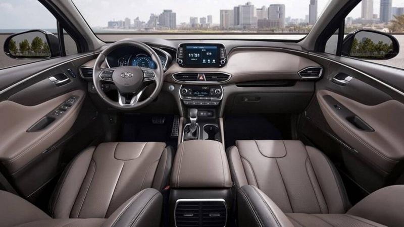 Hyundai Santa Fe — названы цены после обновления