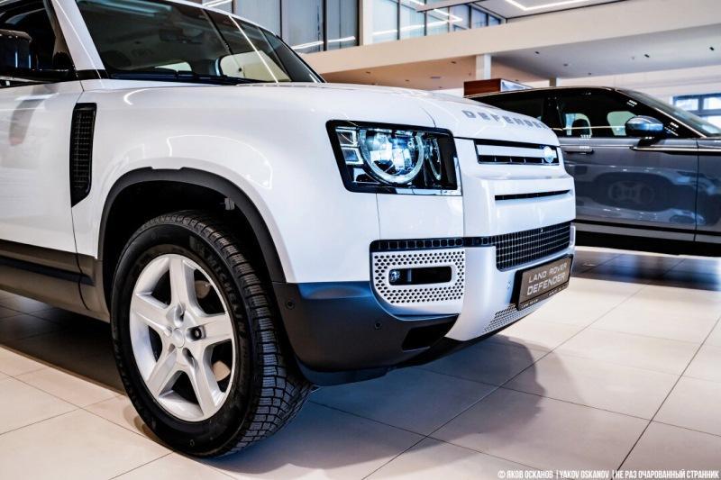 Новый Land Rover Defender: возвращение легенды