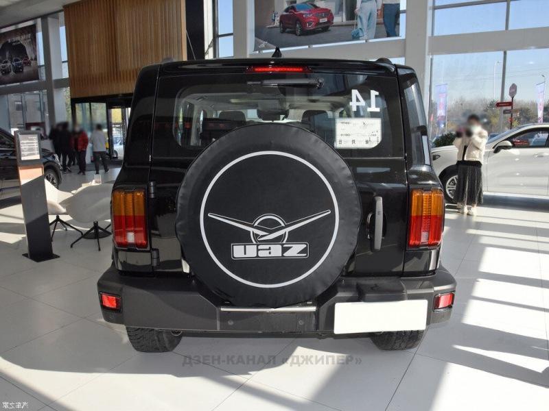 Новый УАЗ по лицензии – лучше и выгоднее Русского Прадо