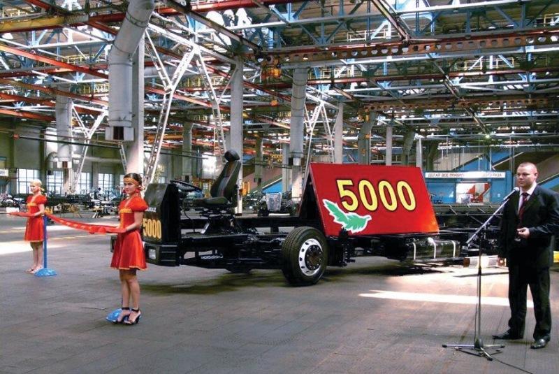 Пожару вопреки — миллионы КАМАЗов и двигателей