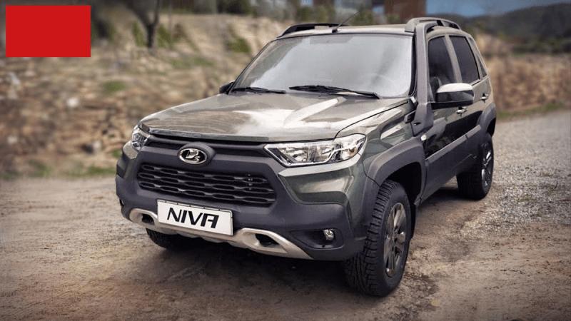 Русский Рав4 - АвтоВАЗ подтвердил подлинность новой Lada Niva