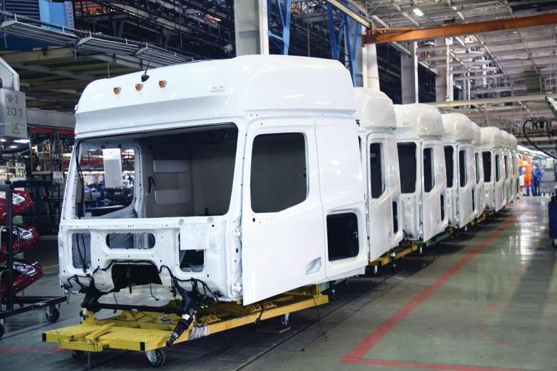 Заводы «КАМАЗа» сегодня – автомобильный завод