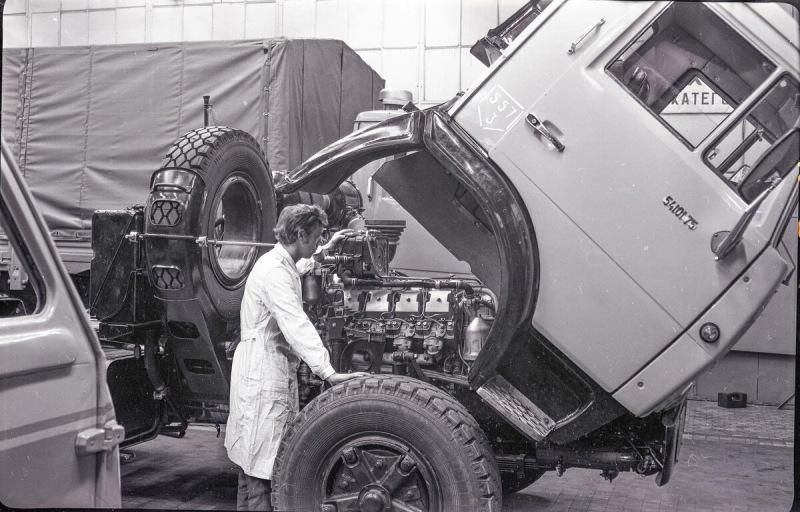 Как дизель КАМАЗ-740 стал лучшим мотором в СССР