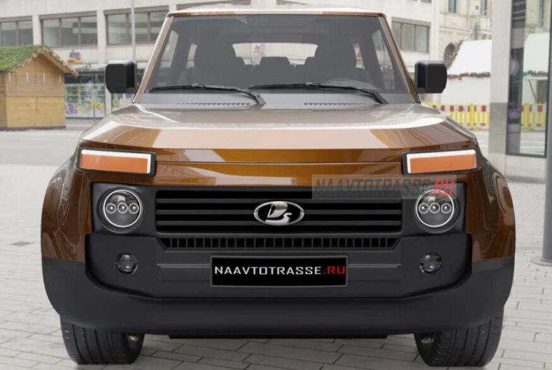 Новая LADA 4X4 Niva: свежий дизайн, полный привод и новые двигатели