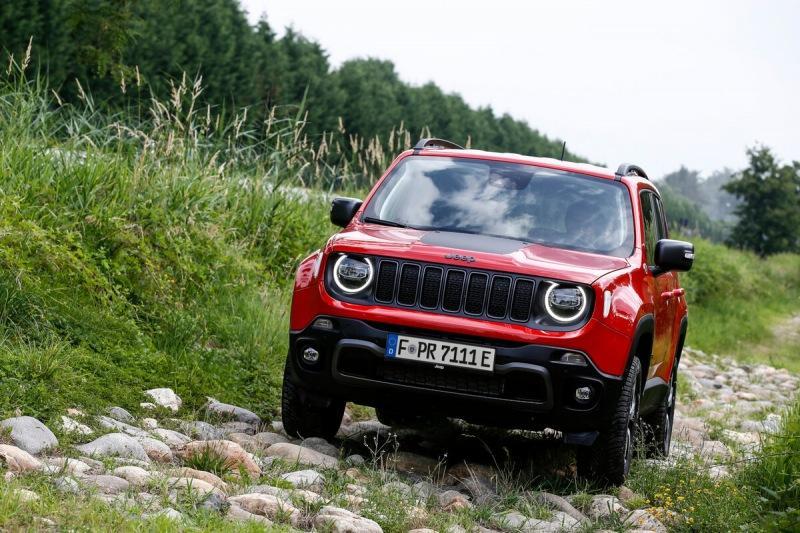 Новый Jeep Renegade: больше джип, чем кроссовер