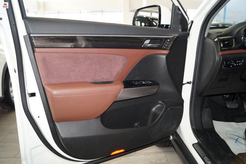 Обзор автомобиля GAC GS8. Техническая часть и стоимость