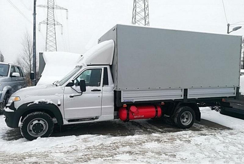 Раскрыта стоимость шестиколесного УАЗ «Профи»