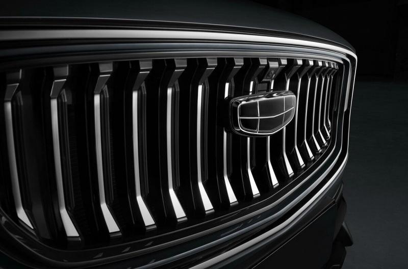 Надежность Volvo: новый кроссовер Geely KX 11