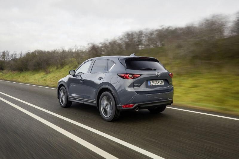 Новый Mazda CX-5 AWD: спелый внедорожник