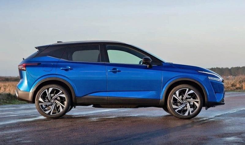 Новый Nissan Qashqai официально представлен - Смотрим, что нас ждёт