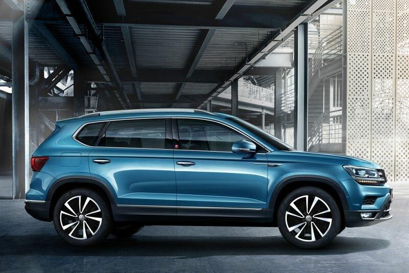 Обзор новинки Volkswagen Tharu 2021