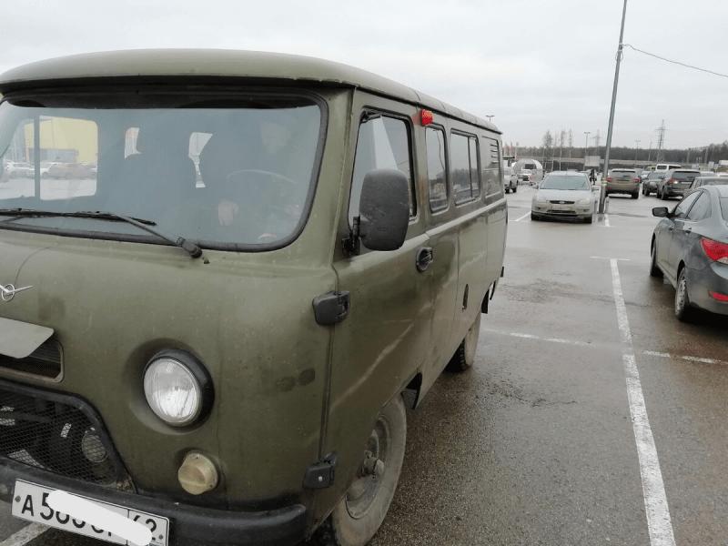 Представлен концепт нового УАЗ-452