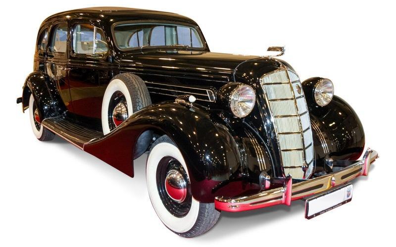 Старые советские автомобили и их прототипы