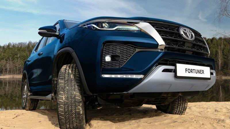 Toyota Fortuner: патриот, да не тот