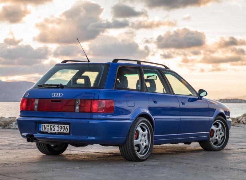 5 быстрых универсалов Audi
