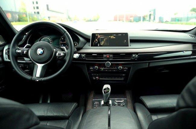 BMW X5 F15: стоит ли брать подержанную мечту?