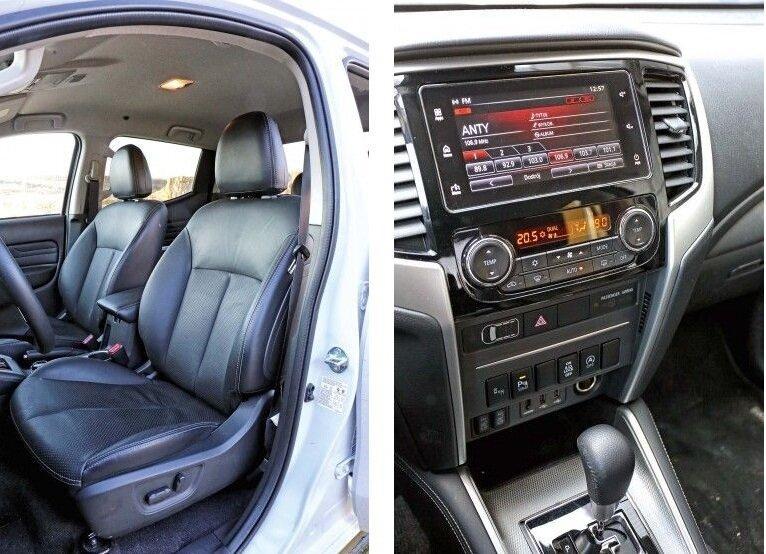 Dodge RAM 1500 и Mitsubishi L200 - война двух миров