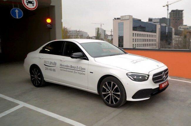 Электро-премиум от Mercedes