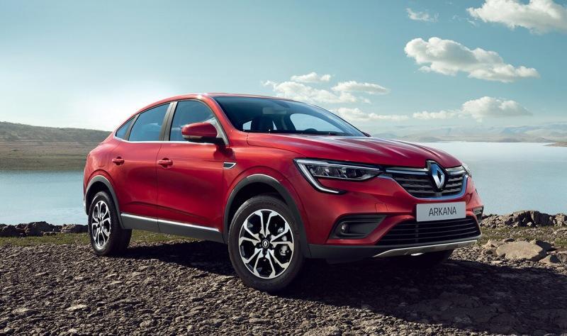 Geely Tugella или Renault Arkana — что взять?