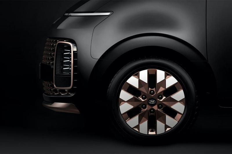 Hyundai Staria: Ну очень красивый минивэн...