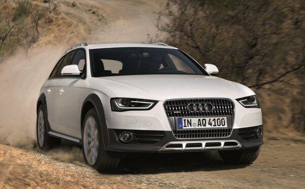 История самой продаваемой модели от Audi