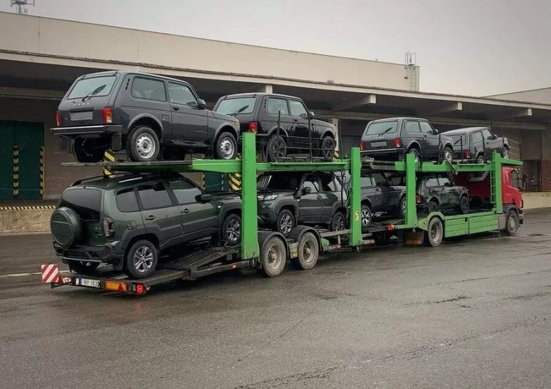 Кто начал продавать НИВУ в Германии, если не АвтоВАЗ?