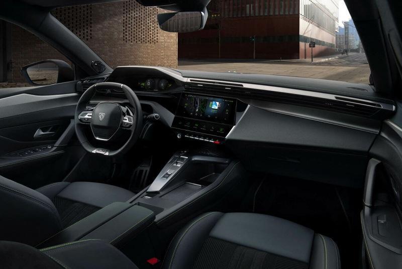 Лев «за»: представлен новый Peugeot 308